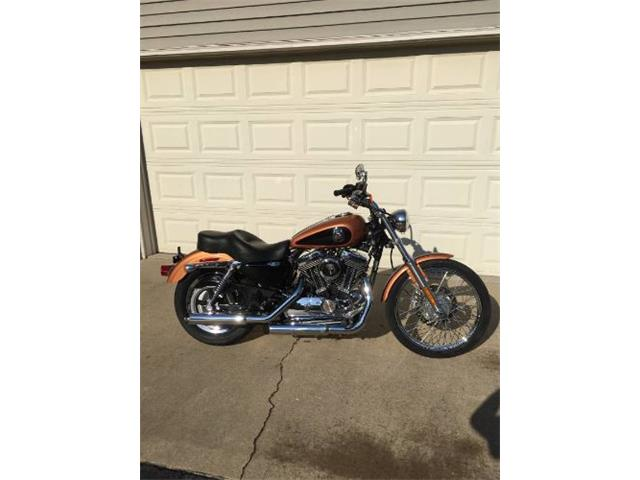 2008 Harley-Davidson 1200 Custom (CC-1260349) for sale in Cadillac, Michigan