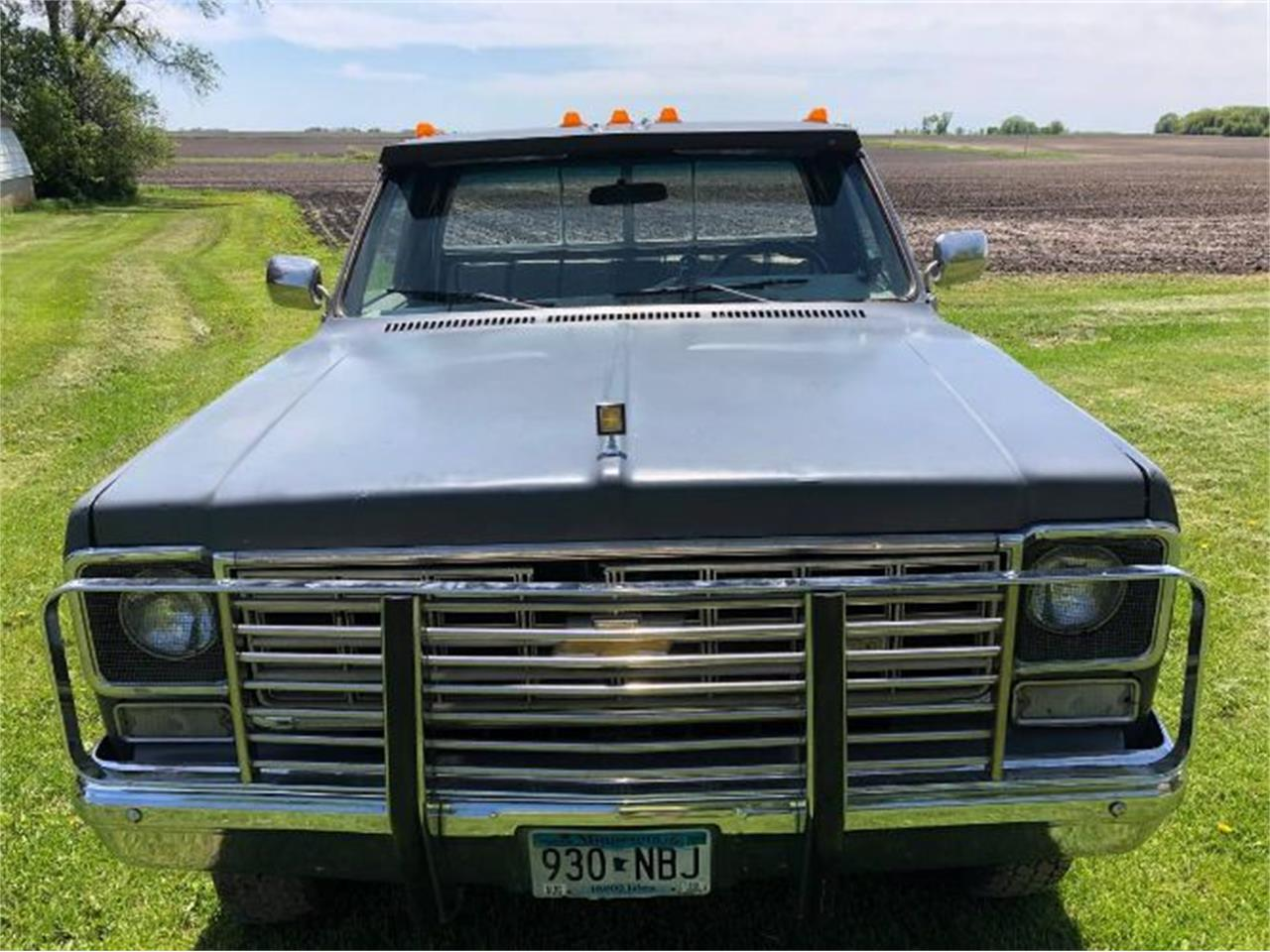1977 Chevrolet K-20 (CC-1260351) for sale in Cadillac, Michigan