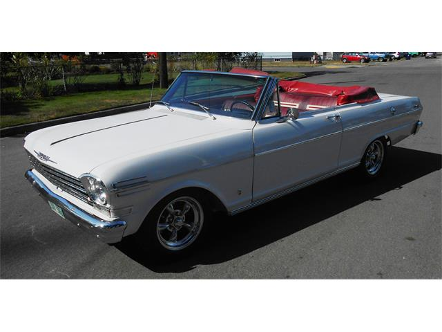 1962 Chevrolet Chevy II Nova (CC-1263510) for sale in Tacoma, Washington