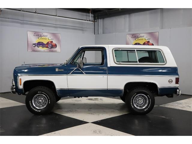 1979 Chevrolet Blazer (CC-1263522) for sale in Lillington, North Carolina
