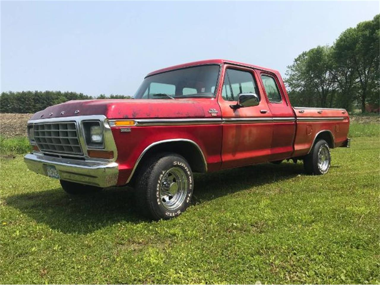 1979 Ford Pickup (CC-1260353) for sale in Cadillac, Michigan