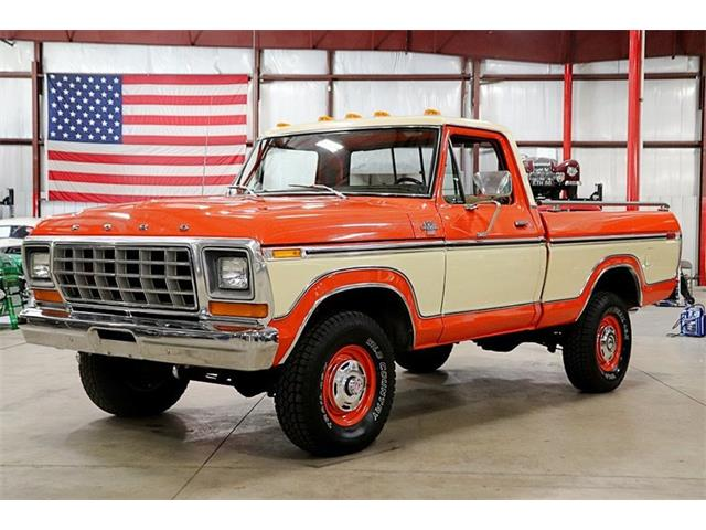 1979 Ford F150 (CC-1263537) for sale in Kentwood, Michigan