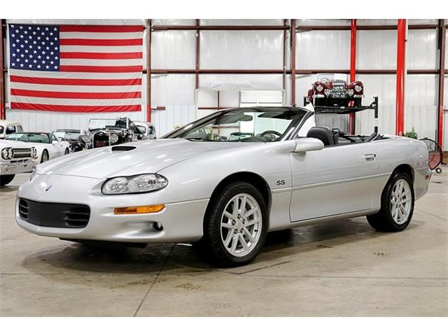 2002 Chevrolet Camaro (CC-1263555) for sale in Kentwood, Michigan