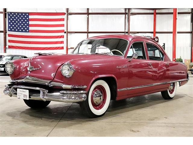 1953 Kaiser 2-Dr Sedan (CC-1263563) for sale in Kentwood, Michigan