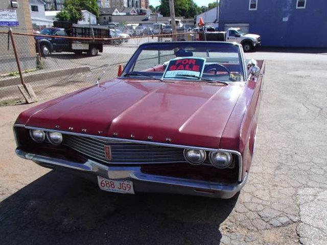 1968 Chrysler Newport (CC-1263576) for sale in Long Island, New York