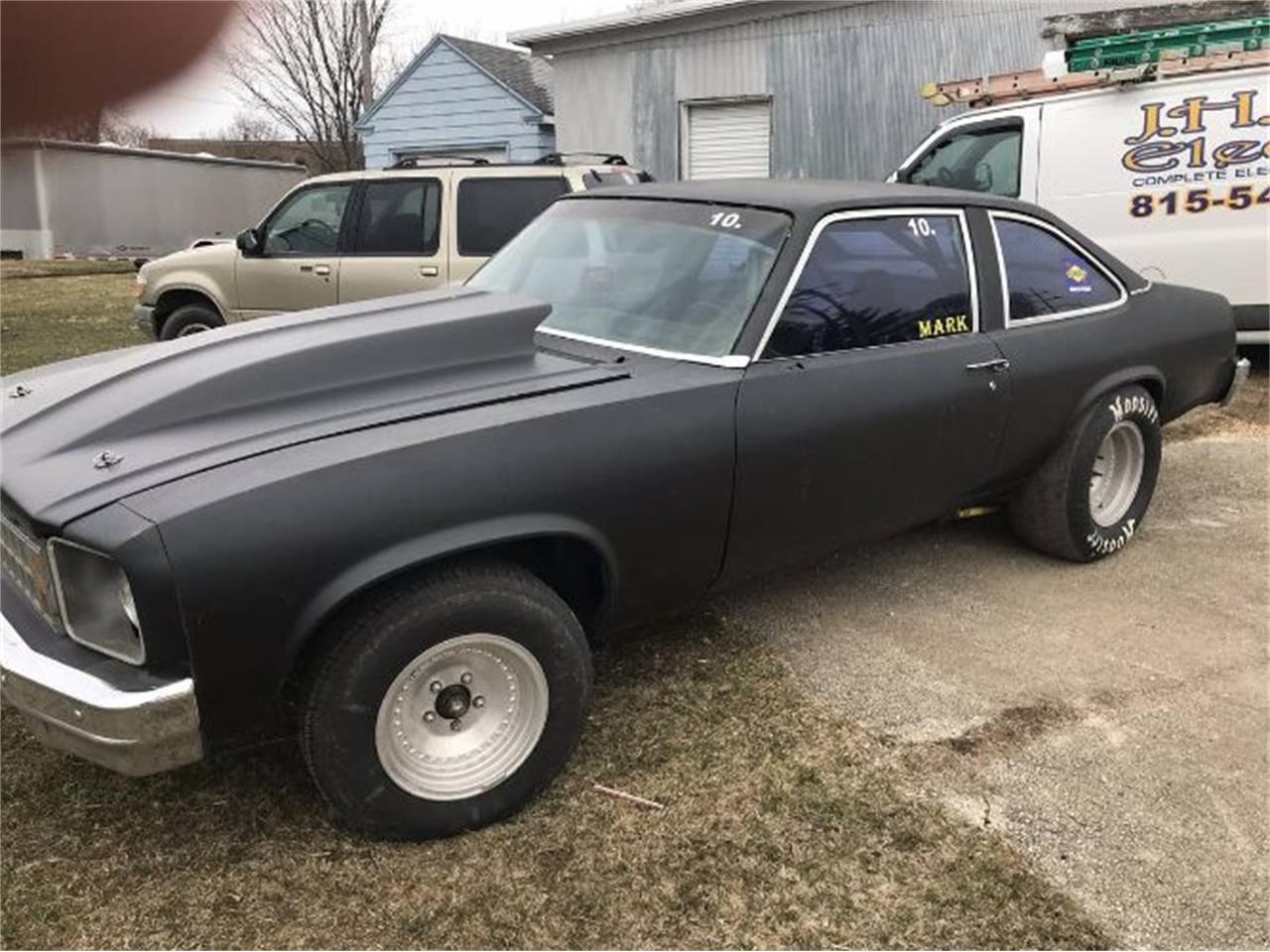 1975 Chevrolet Nova (CC-1260359) for sale in Cadillac, Michigan
