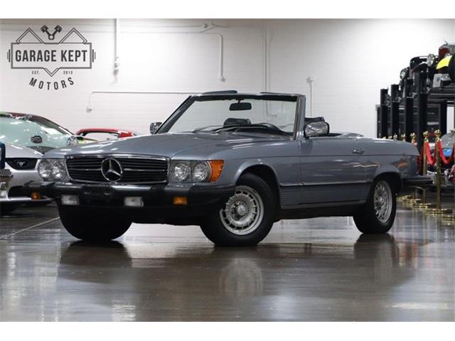 1981 Mercedes-Benz 380SL (CC-1263591) for sale in Grand Rapids, Michigan