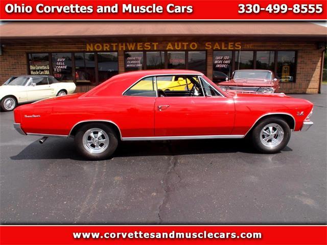 1966 Chevrolet Chevelle (CC-1263593) for sale in North Canton, Ohio