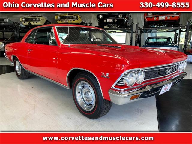 1966 Chevrolet Chevelle (CC-1263593) for sale in North Canton, Ohio