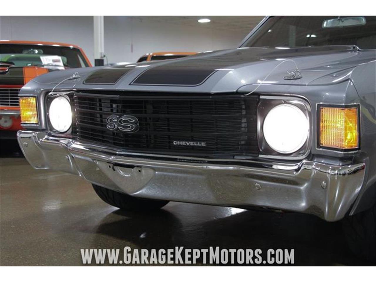 1972 Chevrolet Chevelle (CC-1263596) for sale in Grand Rapids, Michigan
