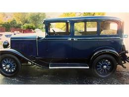 1931 Chrysler CJ-6 (CC-1263599) for sale in Cadillac, Michigan