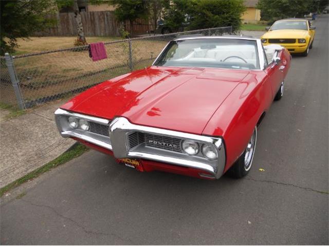1968 Pontiac LeMans (CC-1260036) for sale in Cadillac, Michigan
