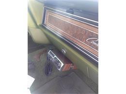 1975 Lincoln Continental (CC-1260360) for sale in Cadillac, Michigan
