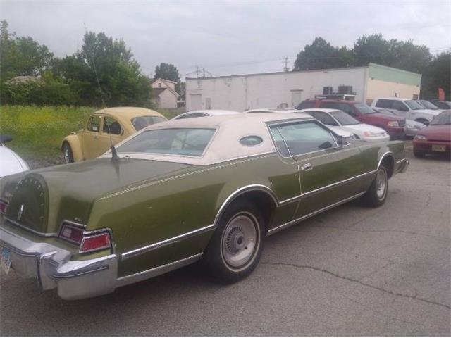 1975 Lincoln Continental (CC-1260360) for sale in Cadillac, Michigan