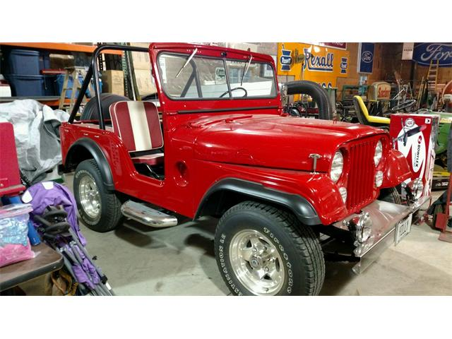 1952 Jeep Military (CC-1263602) for sale in Annandale, Minnesota