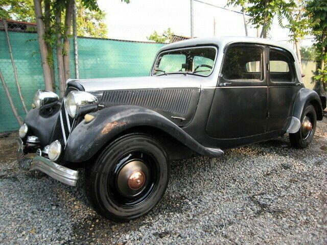 1952 Citroen Traction Avant (CC-1263614) for sale in Cadillac, Michigan