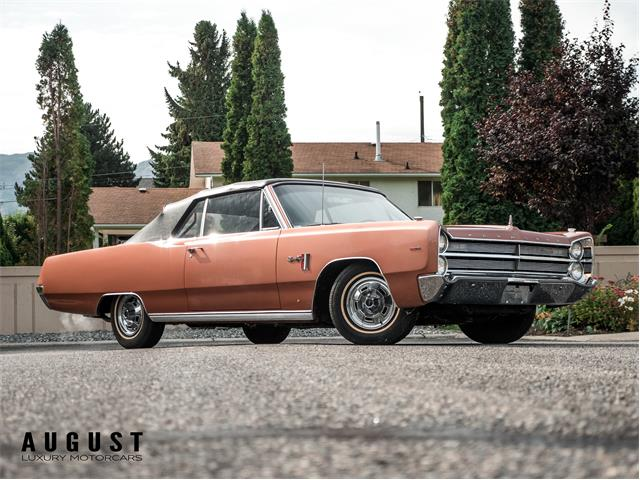 1967 Plymouth Sport Fury (CC-1263619) for sale in Kelowna, British Columbia
