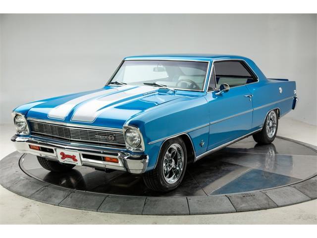 1966 Chevrolet Nova (CC-1263672) for sale in Cedar Rapids, Iowa