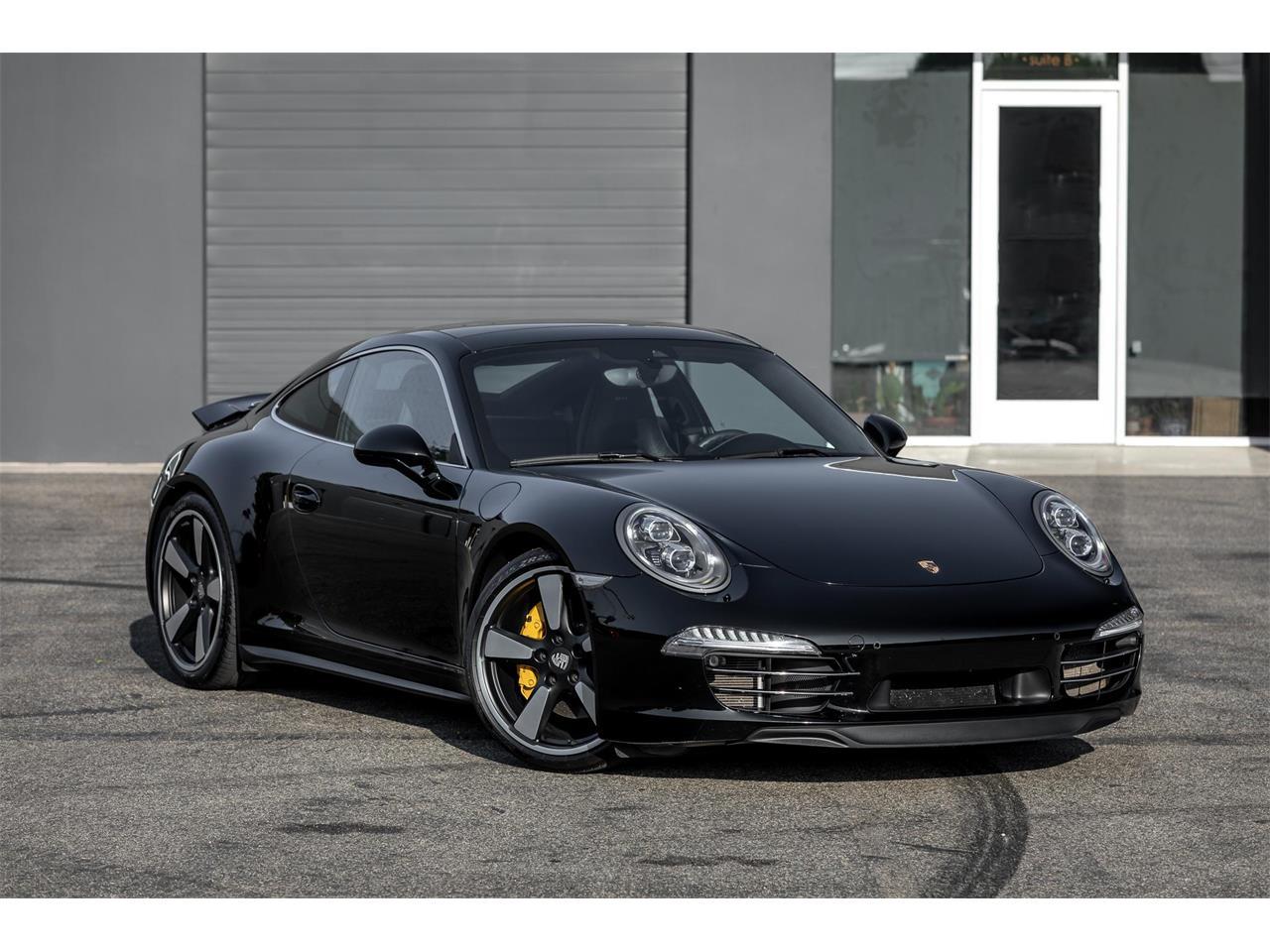 2014 Porsche 911 (CC-1263673) for sale in Costa Mesa, California