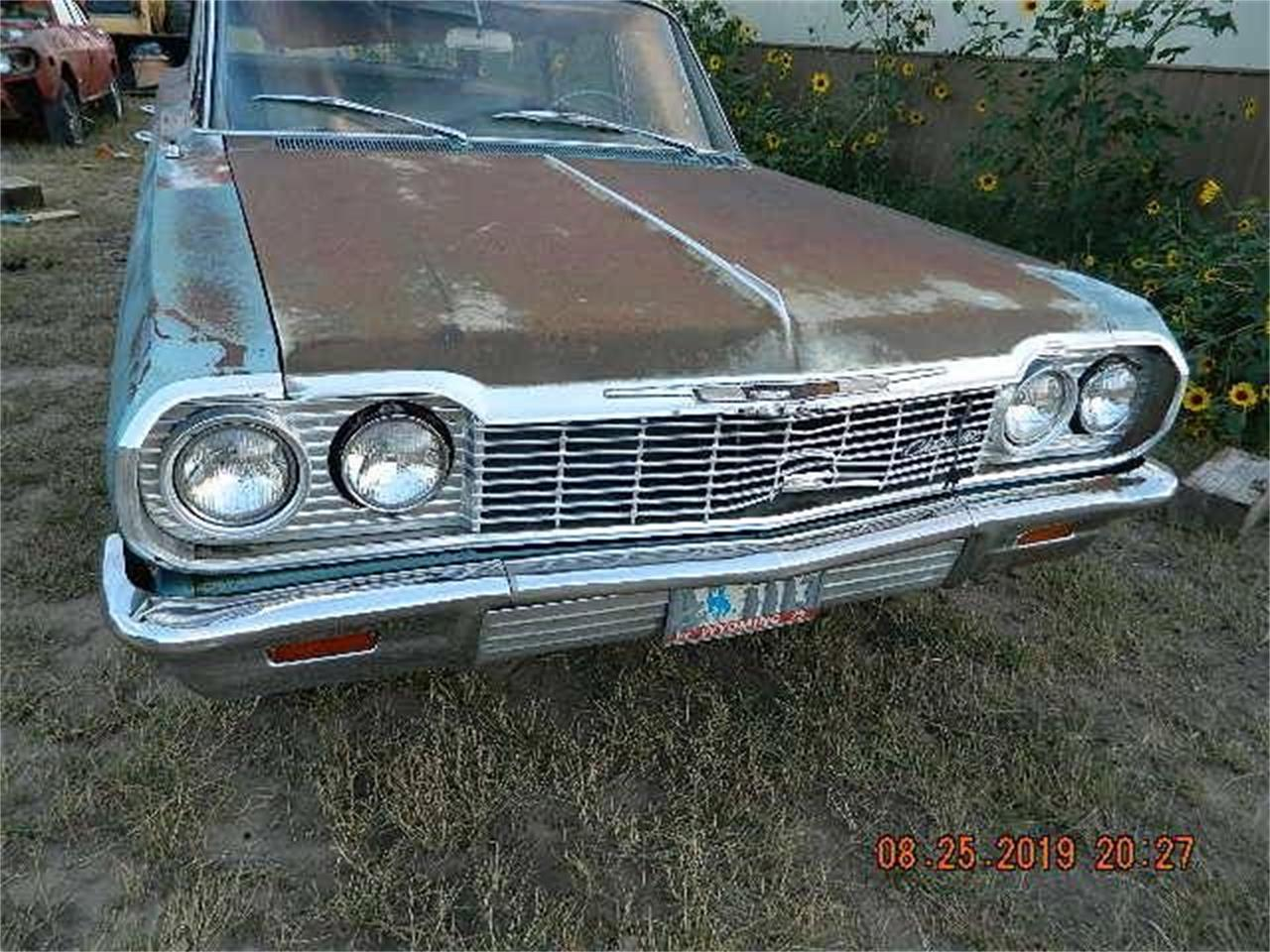 1964 Chevrolet Biscayne (CC-1263682) for sale in Cadillac, Michigan