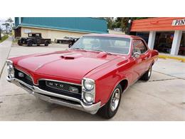 1967 Pontiac GTO (CC-1263683) for sale in Cadillac, Michigan