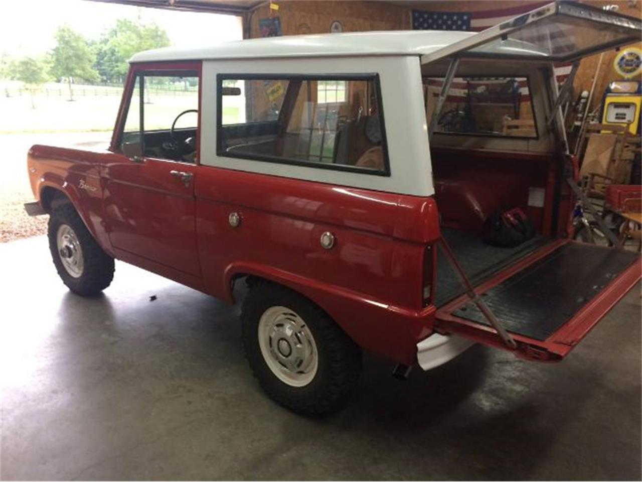 1967 Ford Bronco (CC-1263686) for sale in Cadillac, Michigan