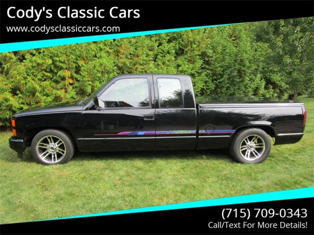 1992 Chevrolet C/K 1500 (CC-1263687) for sale in Stanley, Wisconsin