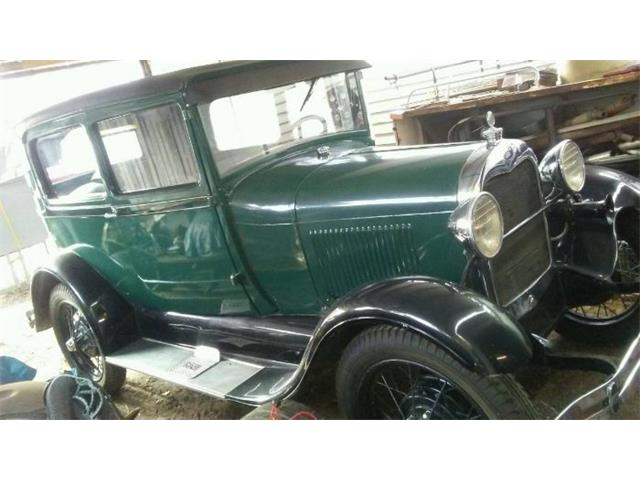 1929 Ford Model A (CC-1263690) for sale in Cadillac, Michigan