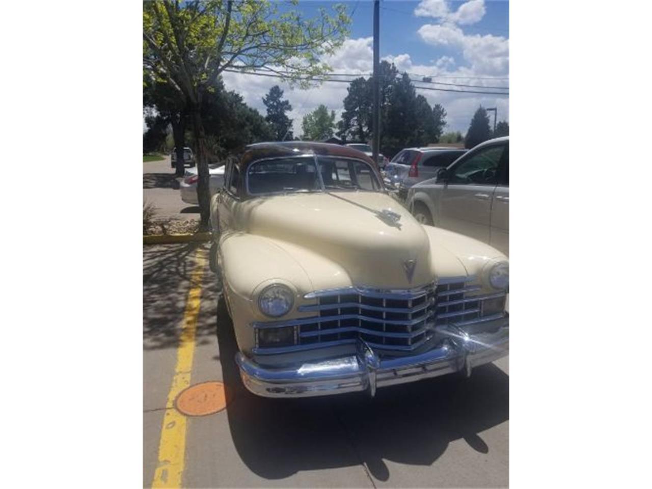 1947 Cadillac Fleetwood (CC-1263695) for sale in Cadillac, Michigan