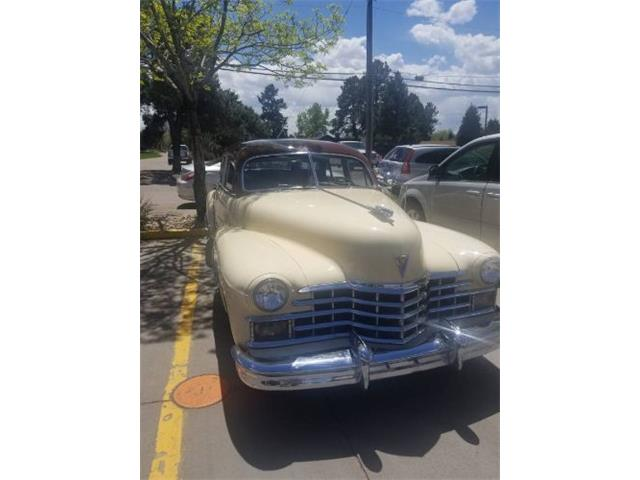 1947 Cadillac Fleetwood (CC-1263695) for sale in Cadillac, Michigan
