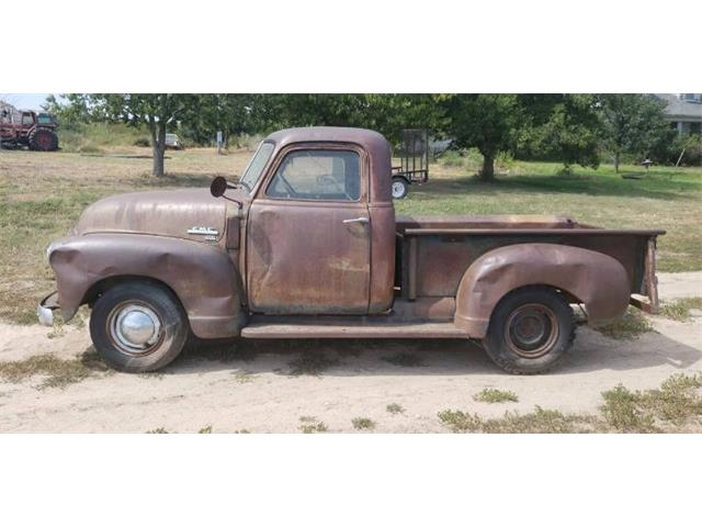 1950 GMC 100 (CC-1263705) for sale in Cadillac, Michigan