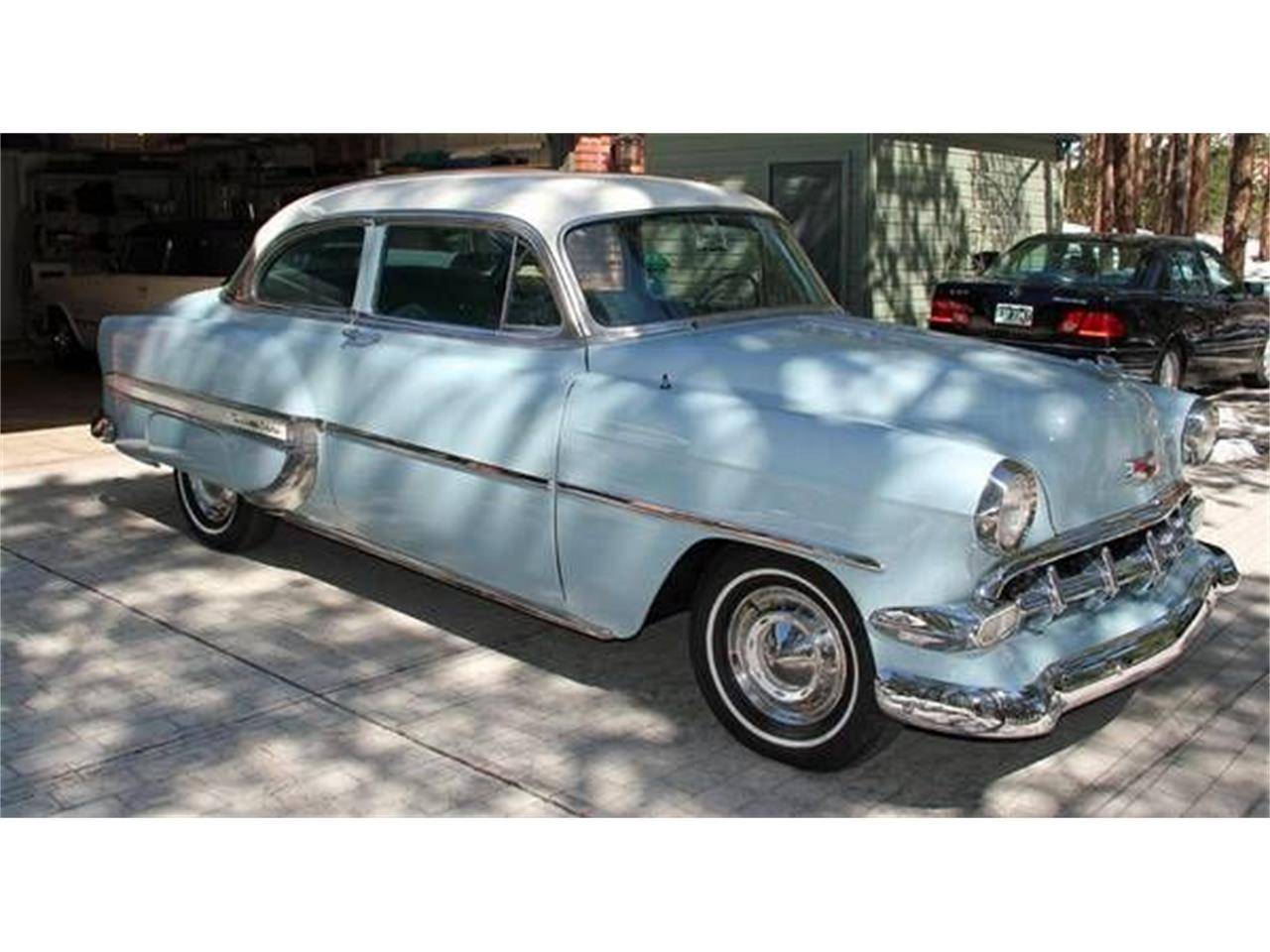 1954 Chevrolet Bel Air (CC-1263711) for sale in Cadillac, Michigan