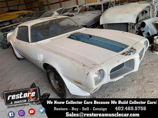 1971 Pontiac Firebird Trans Am (CC-1263727) for sale in Lincoln, Nebraska