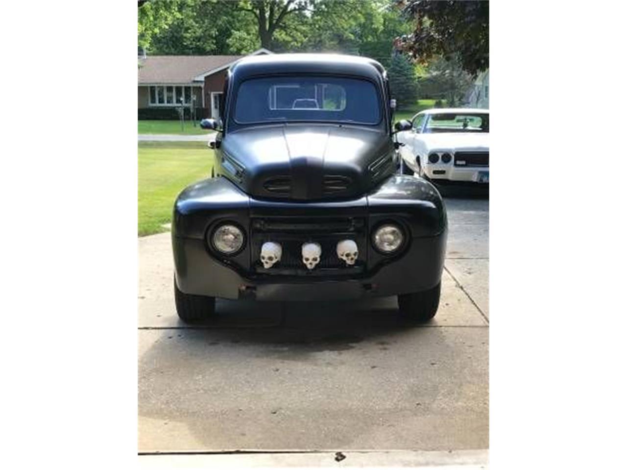 1948 Ford F1 (CC-1260373) for sale in Cadillac, Michigan
