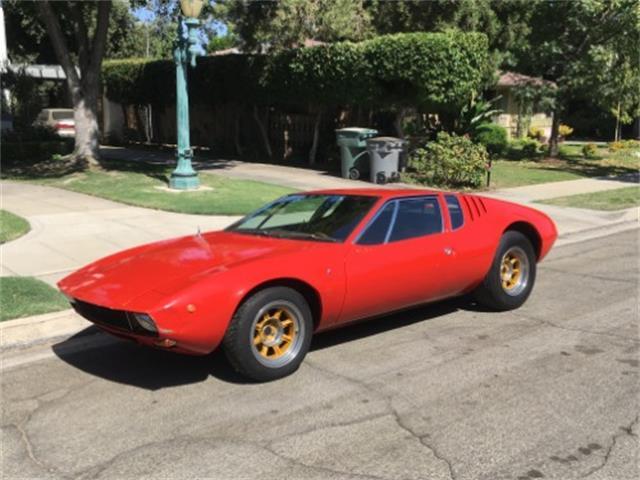 1970 De Tomaso Mangusta (CC-1263731) for sale in Astoria, New York