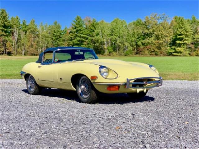 1971 Jaguar XKE (CC-1263733) for sale in Astoria, New York