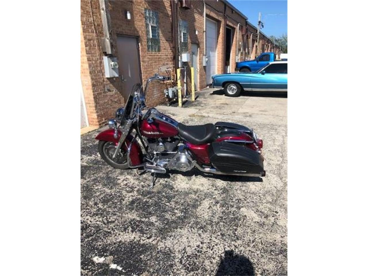 2004 Harley-Davidson Road King (CC-1260376) for sale in Cadillac, Michigan