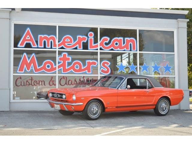 1965 Ford Mustang (CC-1263761) for sale in San Jose, California