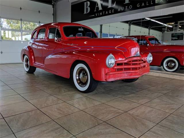 1948 Pontiac Silver Streak (CC-1263765) for sale in St. Charles, Illinois