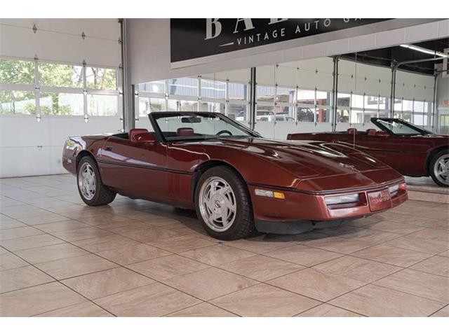 1988 Chevrolet Corvette (CC-1263769) for sale in St. Charles, Illinois