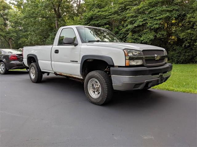 2003 Chevrolet Silverado (CC-1263777) for sale in St. Charles, Illinois