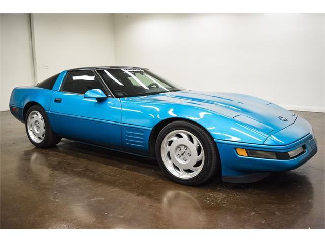 1992 Chevrolet Corvette (CC-1263790) for sale in Sherman, Texas