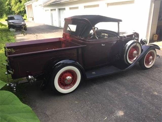 1932 Ford Roadster (CC-1260038) for sale in Cadillac, Michigan