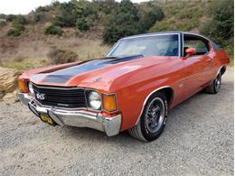 1972 Chevrolet Chevelle (CC-1263800) for sale in Laguna Beach, California