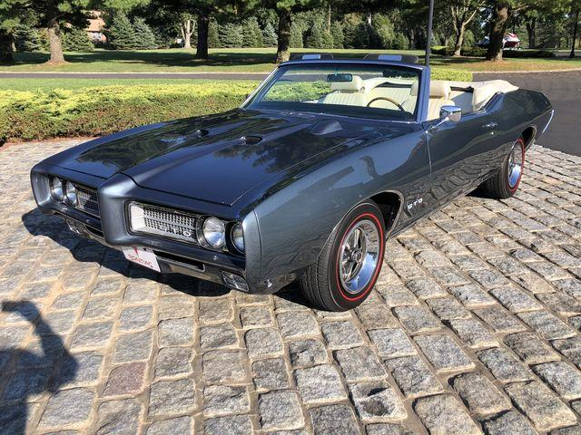 1969 Pontiac GTO (CC-1263808) for sale in Carlisle, Pennsylvania