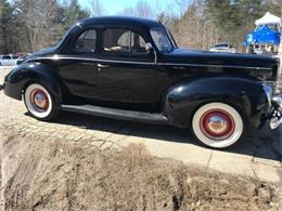 1940 Ford Coupe (CC-1260381) for sale in Cadillac, Michigan