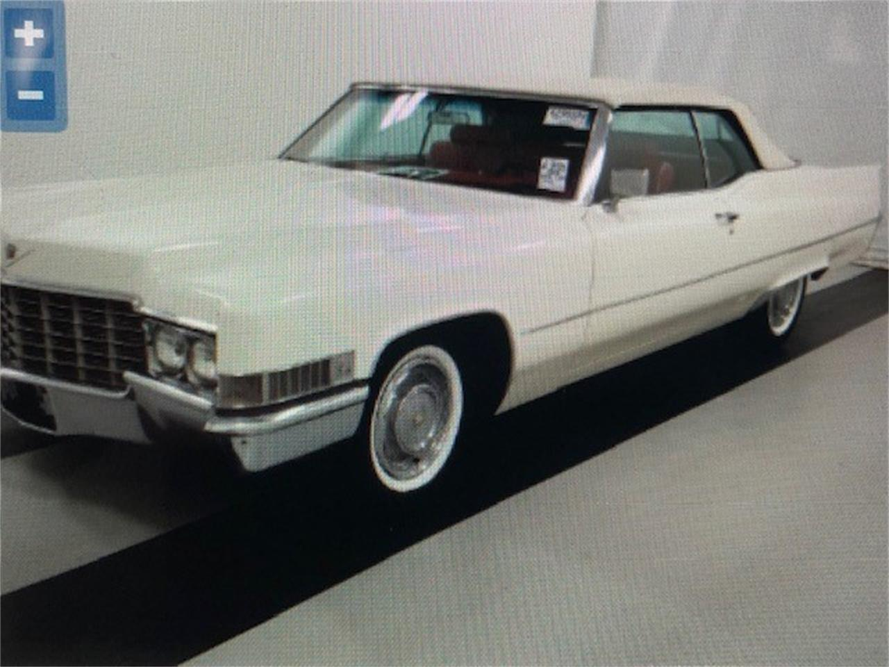 1969 Cadillac Coupe DeVille (CC-1263810) for sale in Carlisle, Pennsylvania