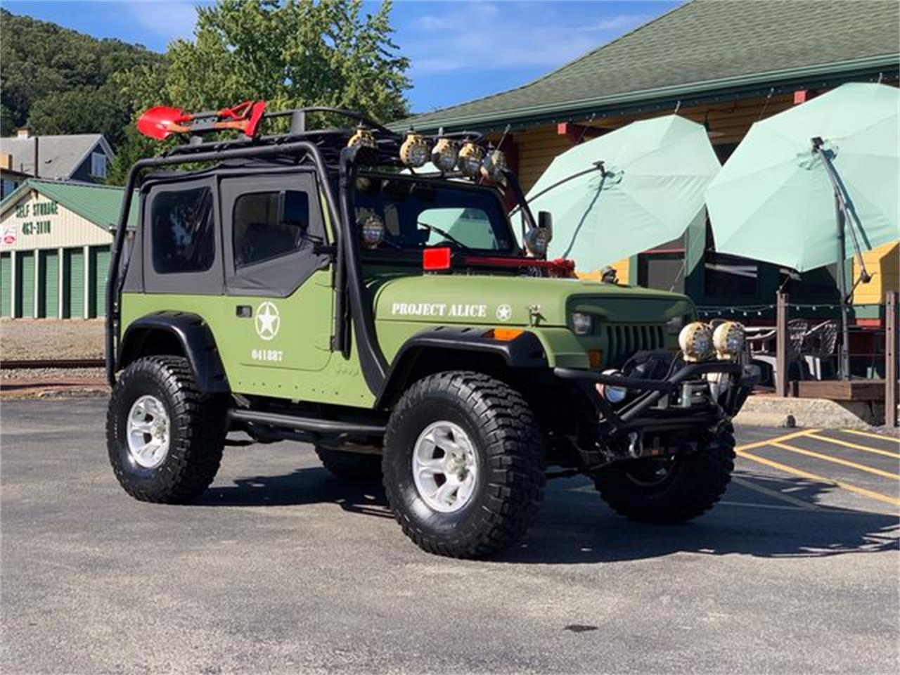1987 Jeep Wrangler (CC-1263822) for sale in Carlisle, Pennsylvania