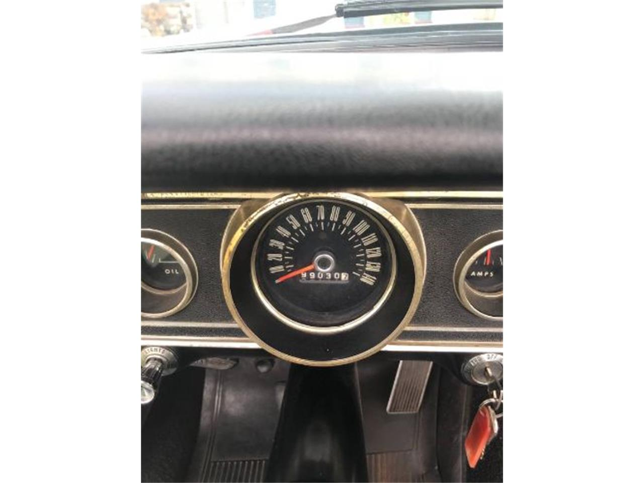 1966 Ford Mustang (CC-1260383) for sale in Cadillac, Michigan