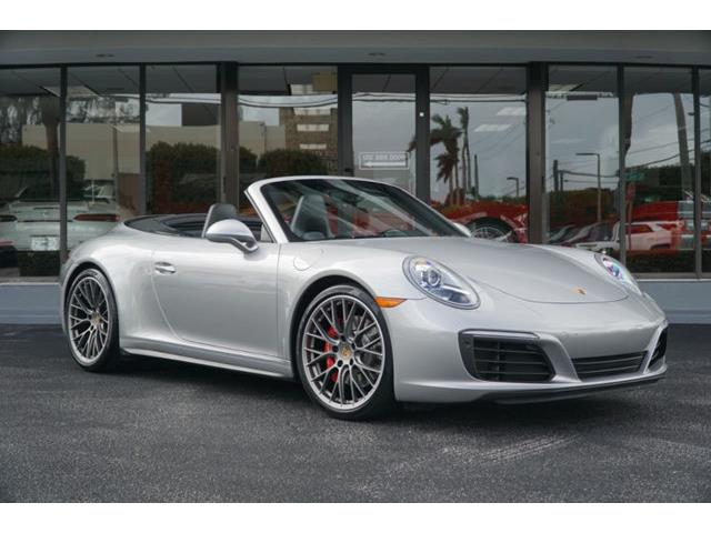 2017 Porsche 911 (CC-1263851) for sale in Miami, Florida